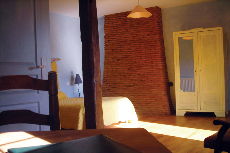 Chambre Balcon 01 - Belliette - Gers - Chambre hotes - OK