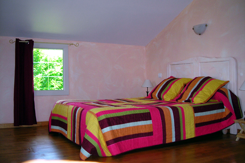 Chambre Sabret - Belliette - Gers - Chambre hotes - OK