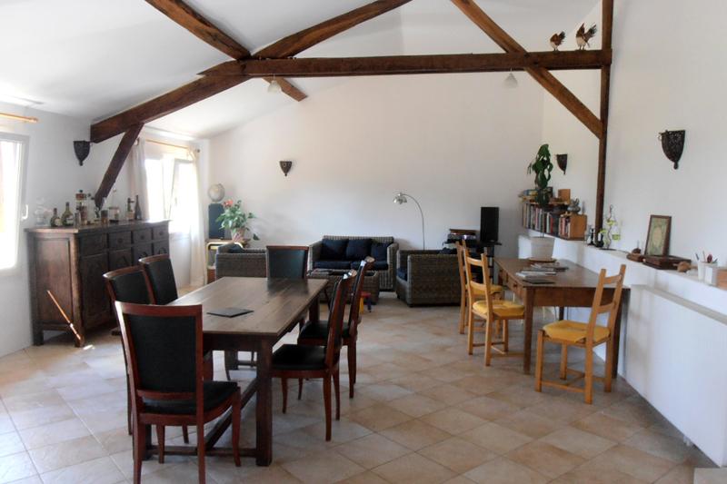 Salle à Manger 2 - Belliette - Gers - Chambre hotes - OK