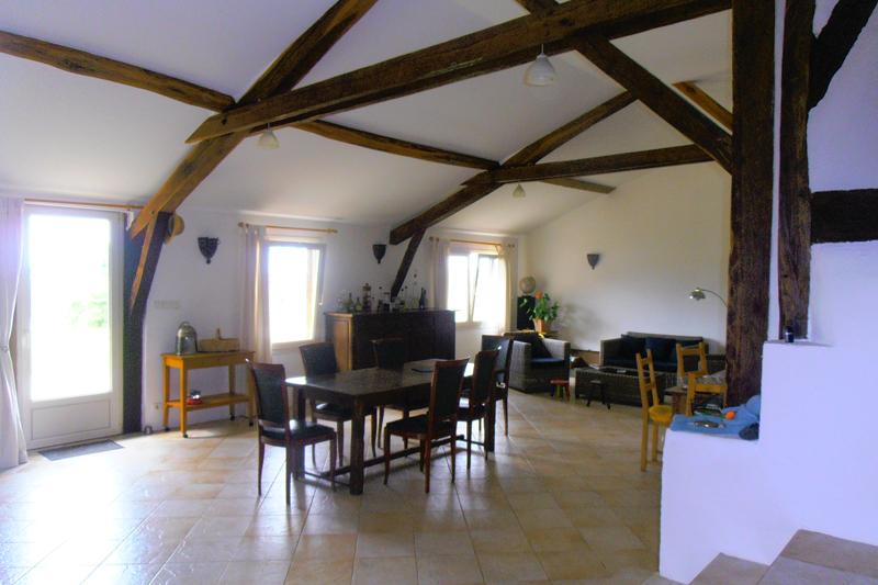 salle à manger 001 - Belliette - Gers - Chambre hotes - OK