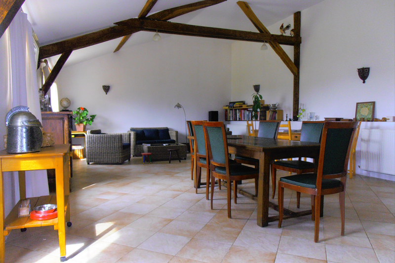 salle à manger 002 - Belliette - Gers - Chambre hotes - OK
